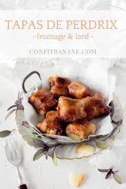 cuisiner perdrix tapas de perdrix au brebis recipe