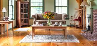shaker living room furniture vermont woods studios