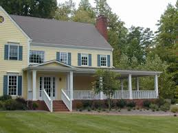 wrap around front porch i like this house dreamhouse yellow and a wrap around porch
