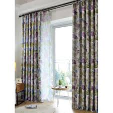 Purple Curtains For Living Room Shabby Chic Curtains Shabby Chic Window Curtains