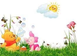 baby frame psd png winnie pooh piglet free download