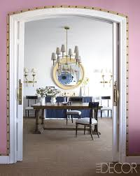 carolina dining room tour carolina herrera baez u0027s madrid home
