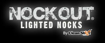 nock out lighted nocks archery bows and crossbows nock out