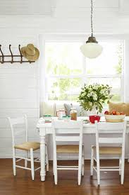 diy dining room table ideas simple wooden small basket smooth
