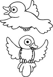 100 ideas birds color print emergingartspdx
