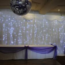 cheap backdrops wedding backdrops with lights for wedding decoration stage