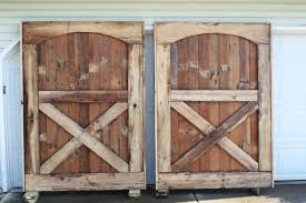 Barn Door Electric by Diy Barn Doors How To Build Your Own And Save Big