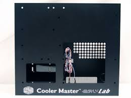 Cooler Master Test Bench Cooler Master Test Bench V1 0 Open Air Chassis Review
