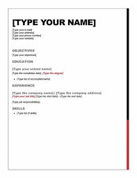 Resume Maker Google Free And Easy Resume Builder Basic Resume Template 51 Free