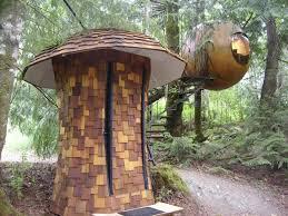 the free spirit spheres suspended spherical tree houses