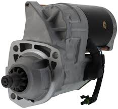 new 12v starter for john deere excavator loaders 350 u0026 450 engine