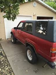 fs midwest 1989 v6 manual sr5 hilux surf 4runner part out