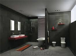 Bathroom Tile 15 Inspiring Design by Cozy 3 Bathroom With Black Tiles On Bathroom Tile U2013 15 Inspiring