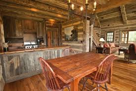 photo 11637 smooth oak flooring hewn timbers gray barnwood