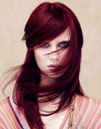 stylish red hair color hairstyles trendy hairstyles 2015 2016