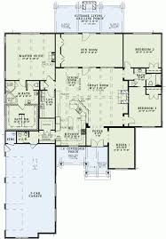 house plans with attached guest house house plan specifications total living area 3307 living
