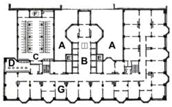 chrysler building floor plans early skyscrapers wikipedia