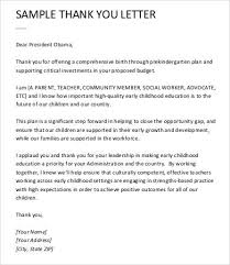 thank you letter to teachers teacher appreciation thank you