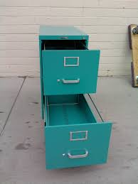 Vertical File Cabinets by Vintage Steel Vertical File Cabinet
