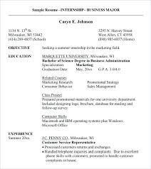 resume format college student internship internship resume exles cliffordsphotography com