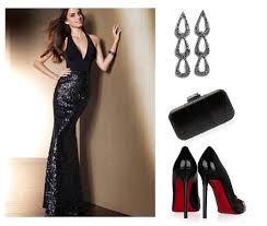 black prom dress accessories fashion dresses