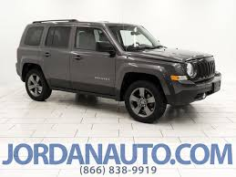 pre owned jeep patriot pre owned 2015 jeep patriot high altitude edition sport utility in