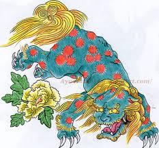foo dog lion image guardian lions foo dog by ayuasasdasd d5wli4l jpg