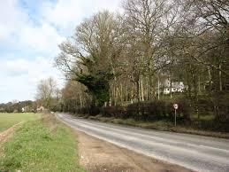 B1436 road