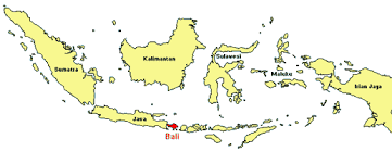 bali indonesia map bali in indonesia map iris sans frontières