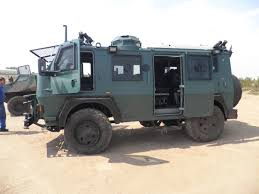 renault sherpa military security guards asian military review