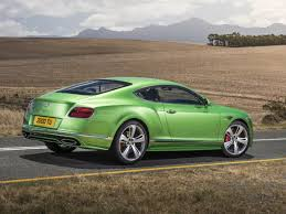 bentley coupe gold bentley u0027s continental gt speed business insider