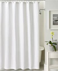Shower Curtain Clawfoot Tub Solution Bathroom Shower Curtain Fabric Extra Long Shower Curtain Liner