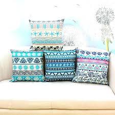 Sofa Pillows Ikea Decorative Seat Linen Luxury Pillow Cushion