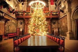 christmas on the estate 6 grand houses cnn travel