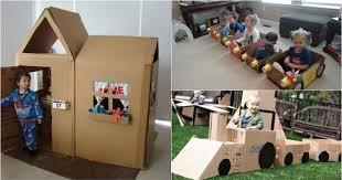 membuat mainan edukatif dari kardus 26 cara memanfaatkan kardus bekas untuk mainan anak murah dan unik