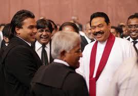 Namal Rajapaksa Two Stories Namal Rajapaksa Took Oaths As Attorney At Law And Two