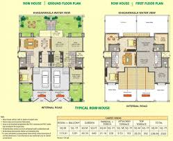 row home plans row house plans indian luxihome