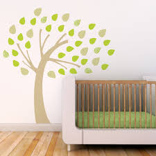 Cool Wall Decals by Bedroom Using Baby Boy Wall Decals For Nursery Interior Decoration