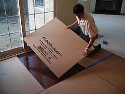 future studio idea put cardboard used to protect