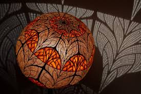 luxury light piece refreshes your home u2013 nymphs lamp by vainius