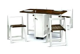 table with storage and chairs white gateleg table and chairs gamenara77 com