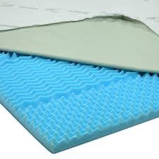 8cm cool gel mattress topper king