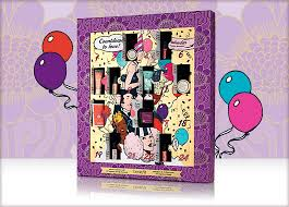 makeup advent calendar this is a must and festive limited edition benefit