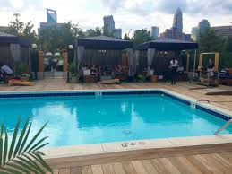 first look poolside cabanas and popsicle cocktails at craft city