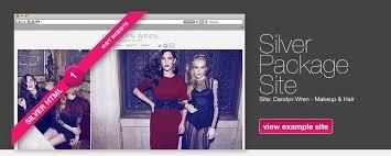 Website For Makeup Artist Template Portfolios Template Portfolio Websites For