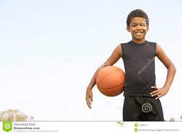 young boy playing basketball stock image image 12406211