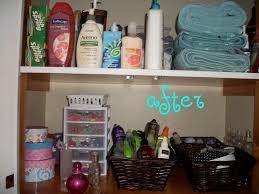 bathroom closet organization ideas creating our cozy home
