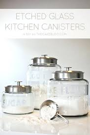 clear glass kitchen canisters glass kitchen canisters uk kitchen decoration ideas