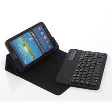 amazon com tpcromeer universal 7 8 inch tablet folding pu leather