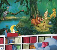 the lion king xl wallpaper mural 10 5 x 6 wall sticker shop the lion king xl wallpaper mural 10 5 x 6